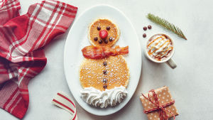 IHOP holiday pancakes snowman gift cards