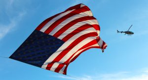 Ace Hardware honoring veterans with free American flags this Memorial Day.