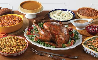 Restaurants open on Christmas Eve/Day