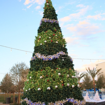 christmas tree recycling in las vegas