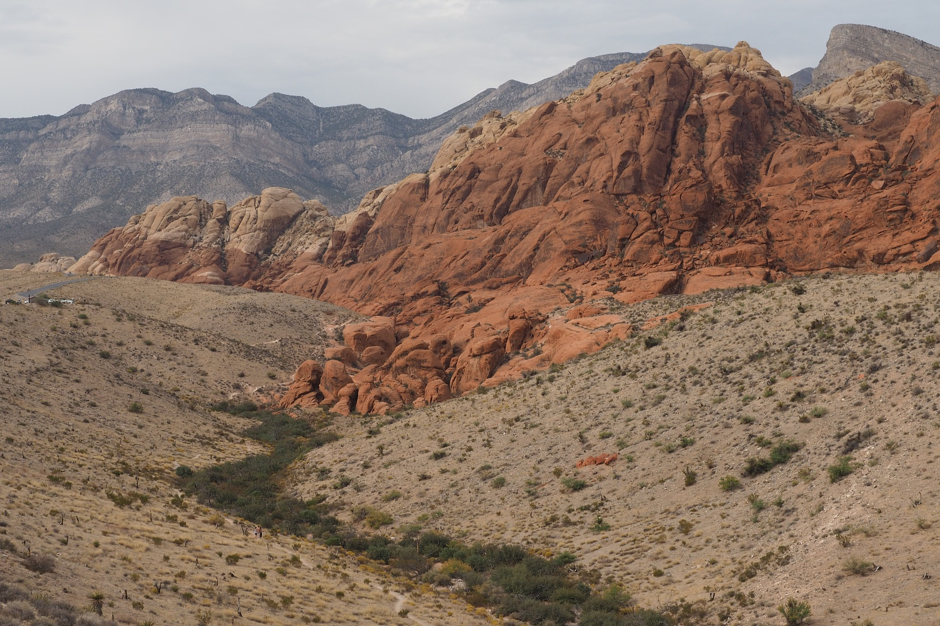 Red Rock Canyon closed in phase 2 nevada's reopening 2021