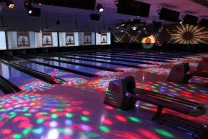 StrikeZone fun bowling, cosmic bowling, best free and cheap fun for kids
