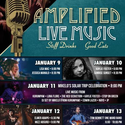 Amplified at the Artisan