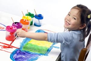 kid draw everyday painting a picture art
