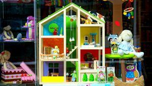 AS They Grow kids clutter sale