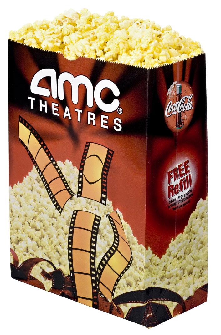 AMC best picture deal movie popcorn