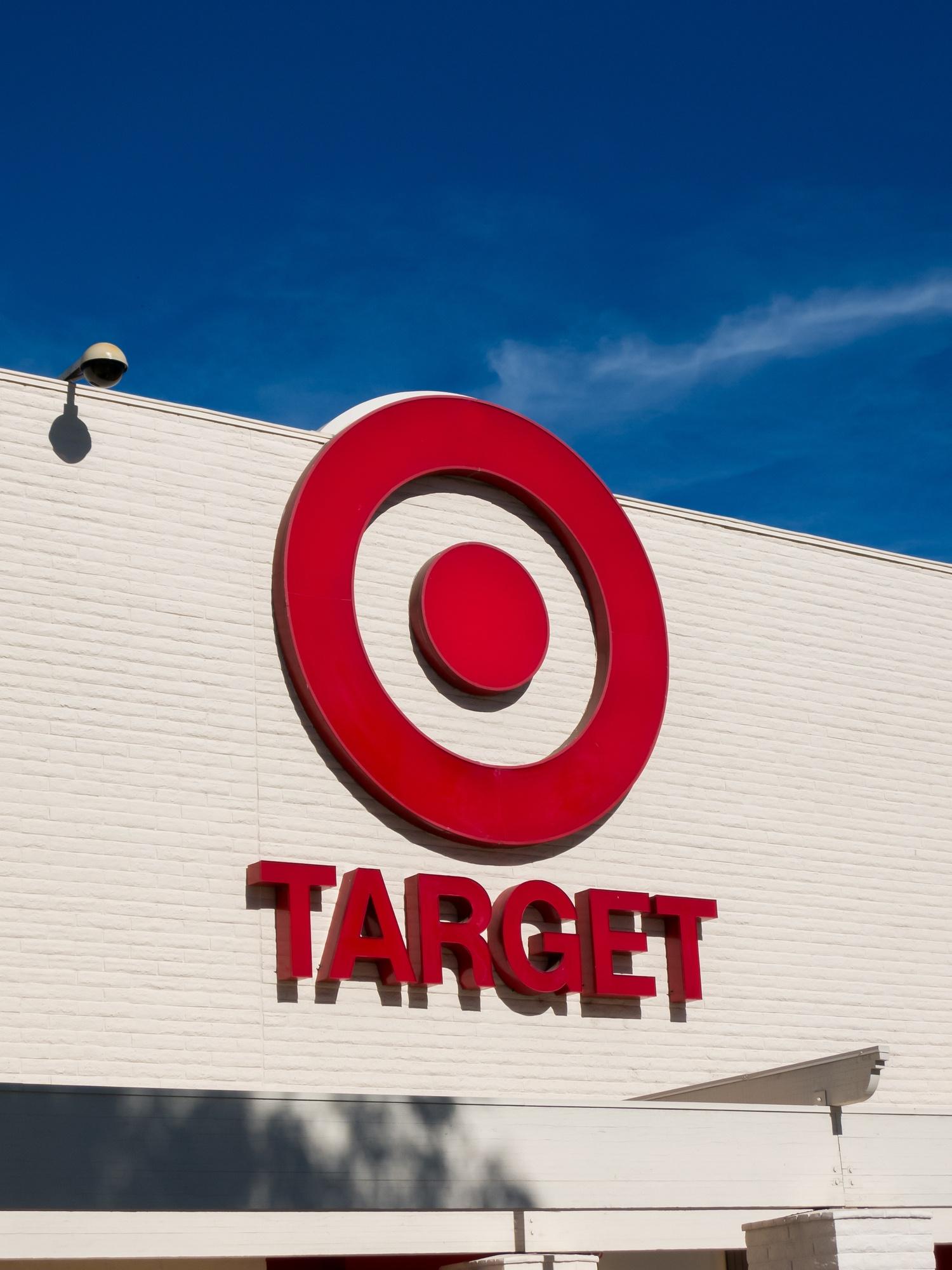 Target Circle savings, Target Red circle logo