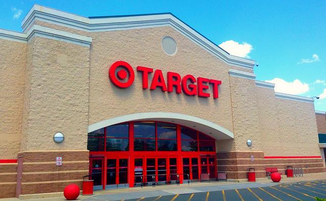 Target savings deals circle