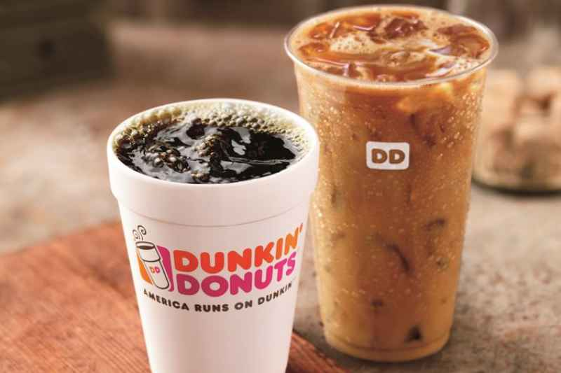 Dunkin' free coffee mondays every week, hot or iced