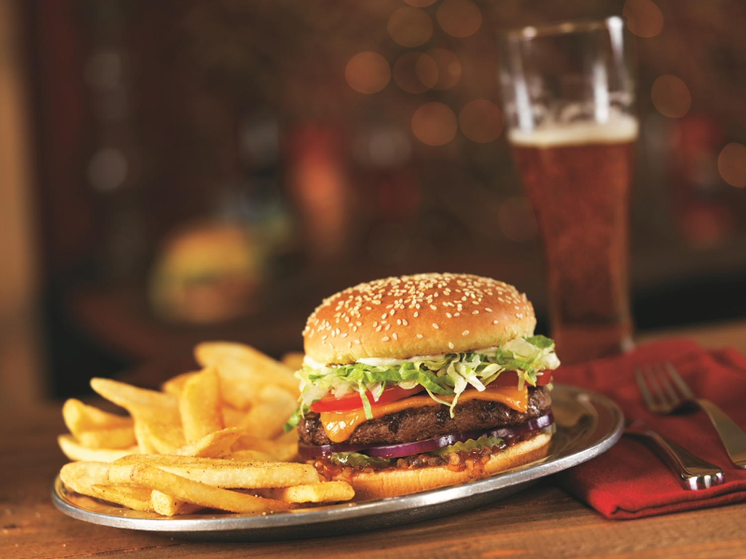National Cheeseburger Day - Vegas Living on the Cheap