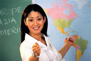 teacher discounts, teaching in a classroom