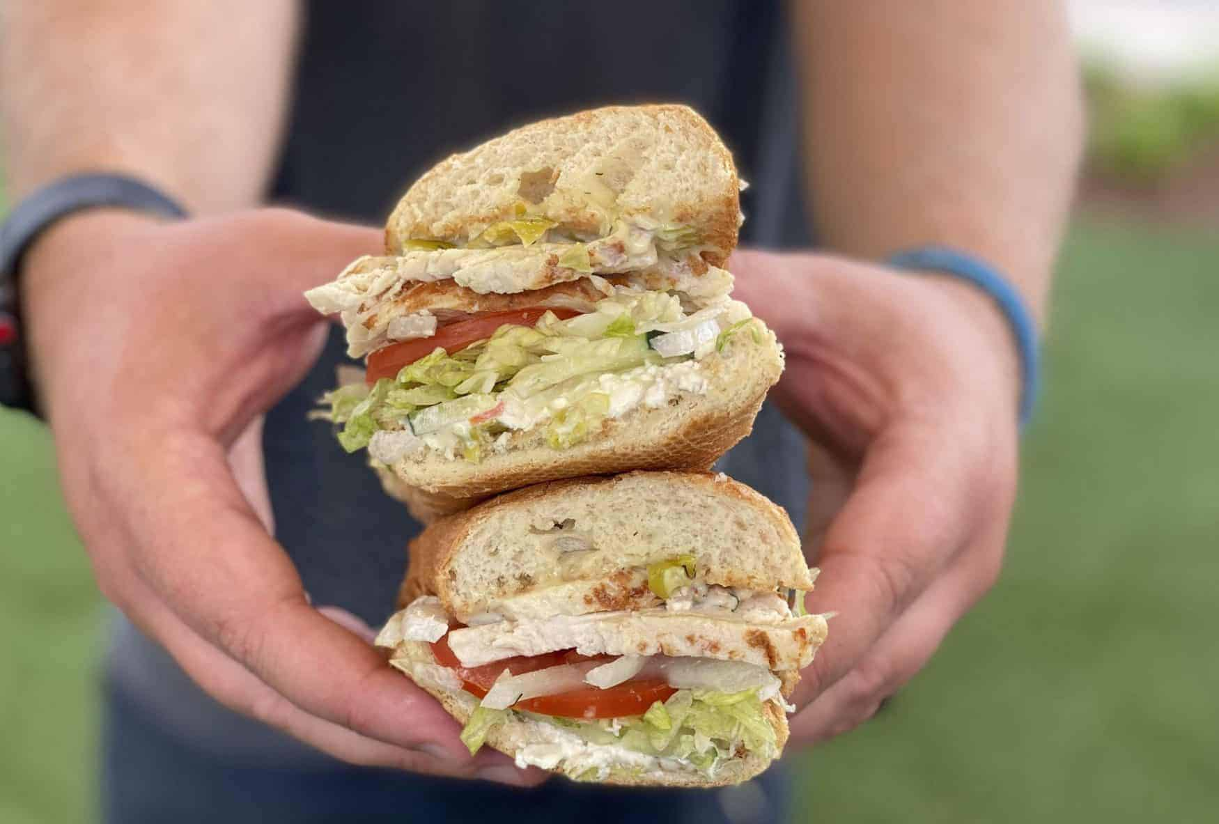 free sub deal from Firehouse Subs