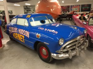 Hollywood Cars Museum- The Hudson Hornet
