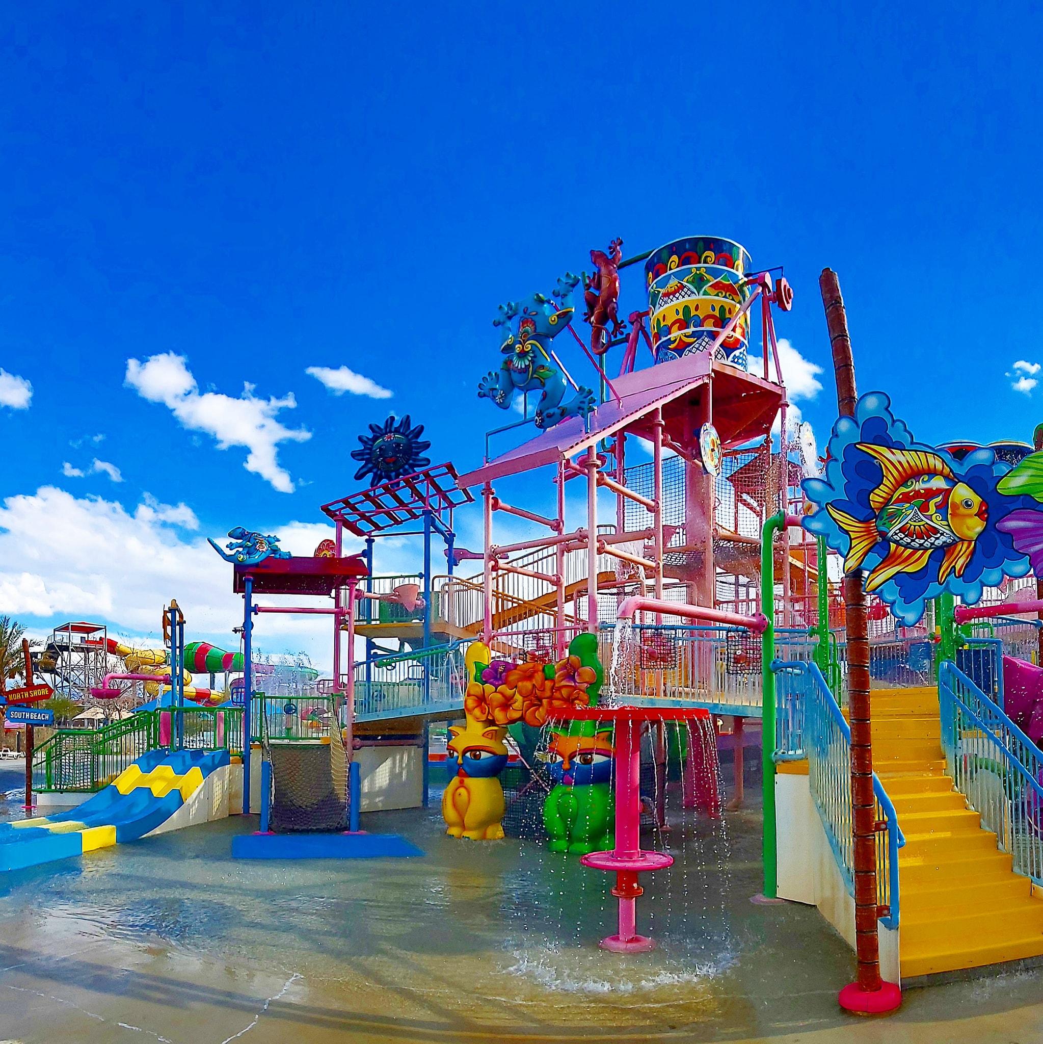 Wet n' Wild water park in SW Las Vegas