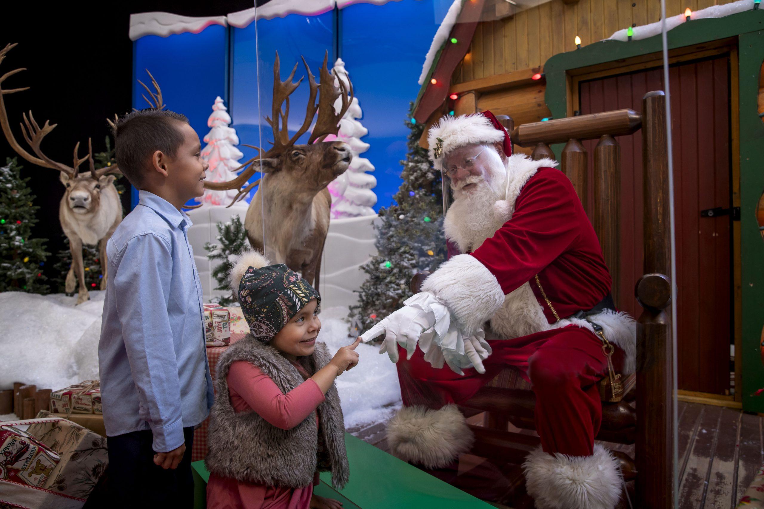 Santa's Wonderland at Bass Pro Shops 2020