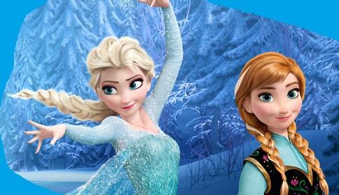Frozen movie, ride at Walt Disney World