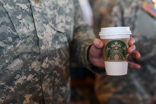 starbucks veterans day deals free coffee