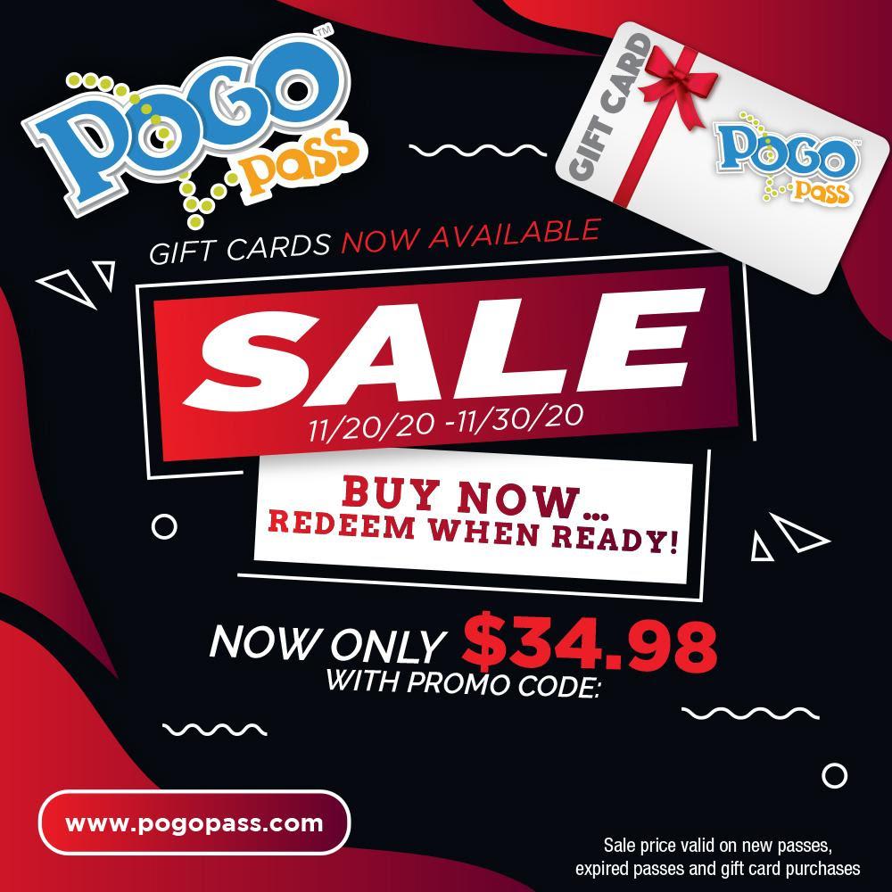pogo pass black friday sale