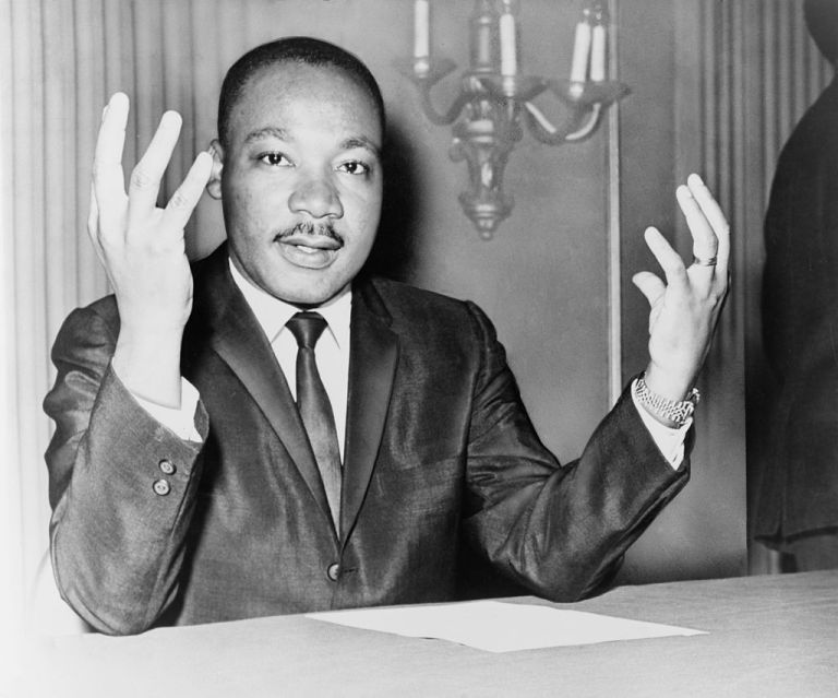 Martin Luther King Jr. MLK Day events