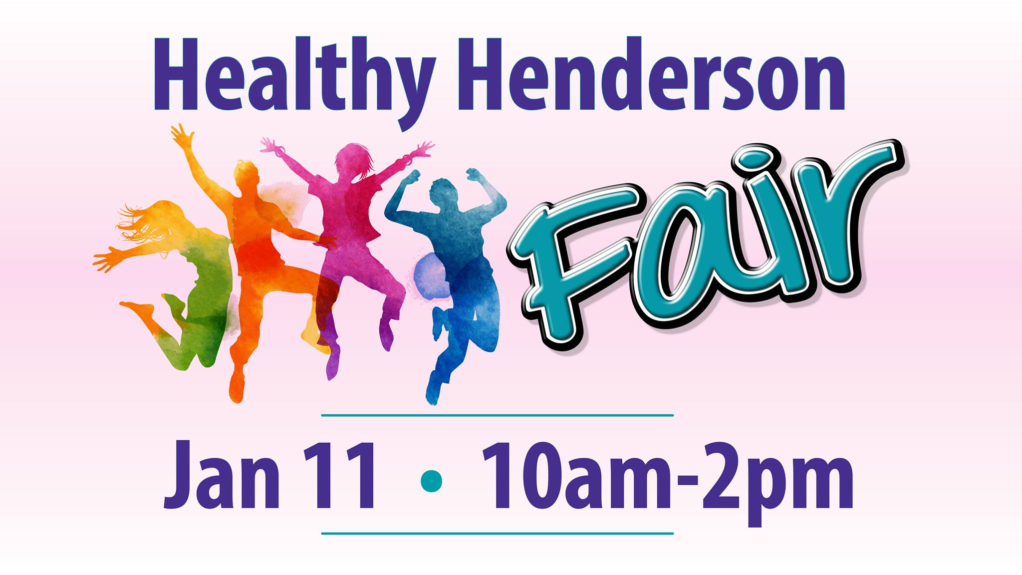 healthy henderson fair poster free event