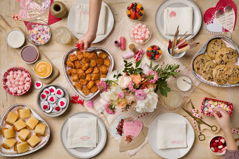 Valentine's day offerings from Chick-fil-A food deals