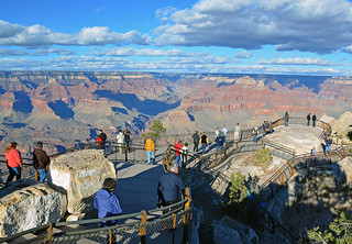 free annual pass to national parks for military- grand canyon