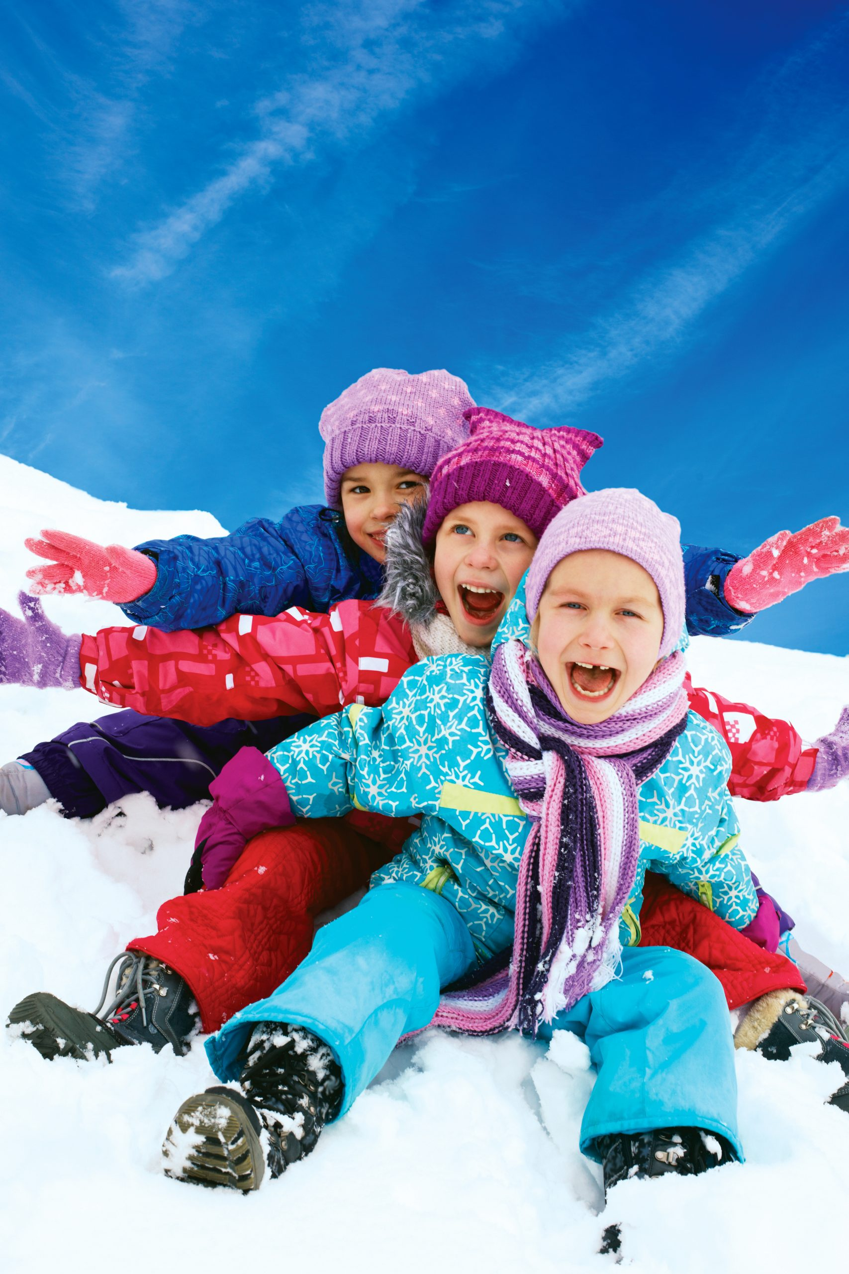 winter fun for kids