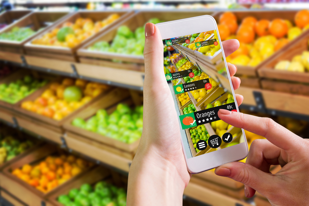 online grocery shopping and pickup options