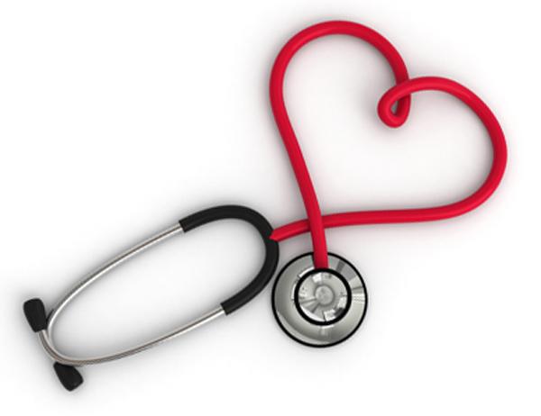 heart shape stethoscope freebies for heathcare
