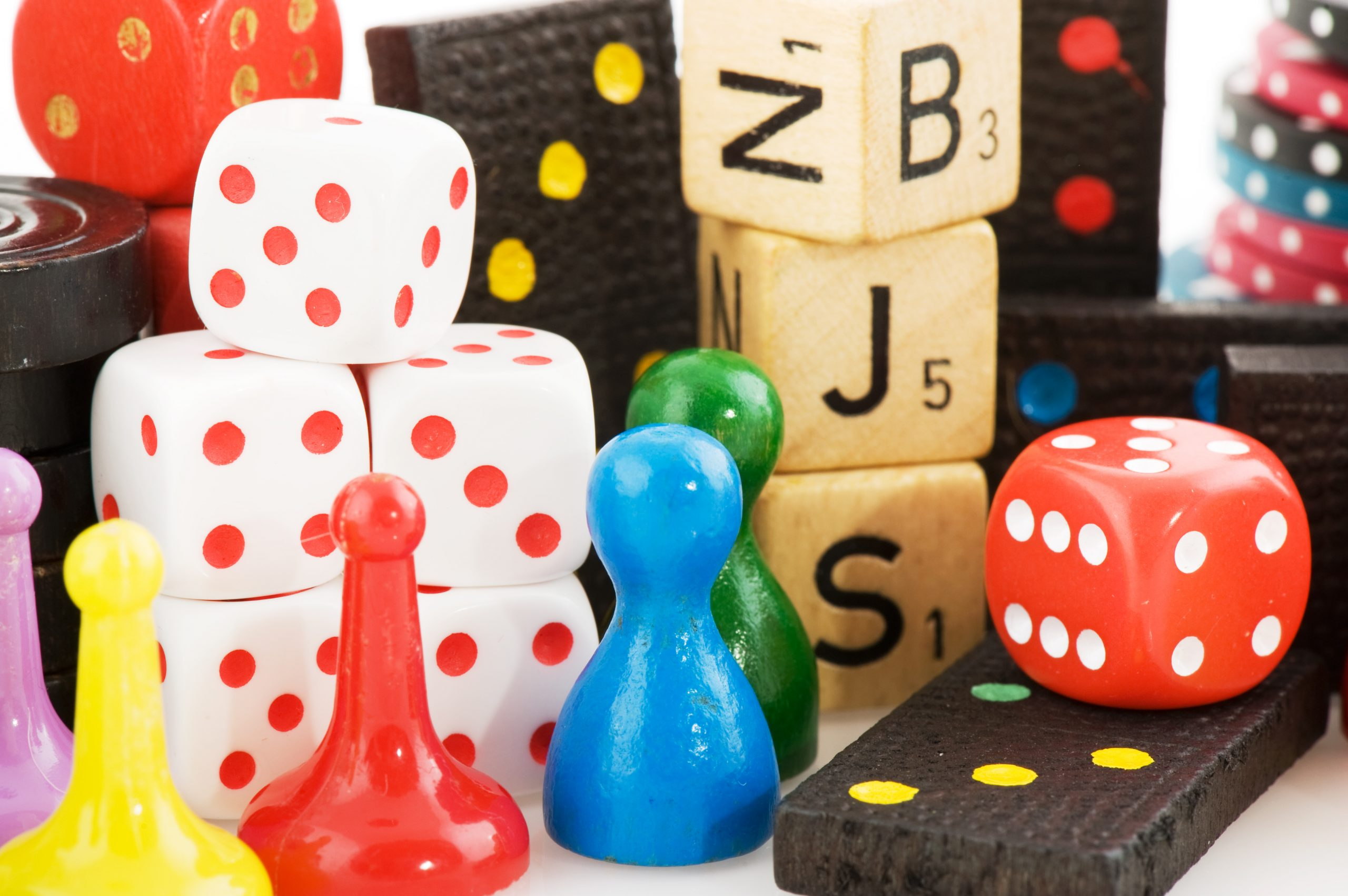 spring break games and puzzles to do at home