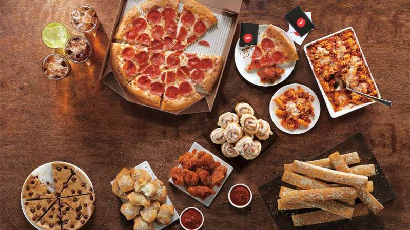 Pizza Hut Offers 5 N Up Lineup Vegas Living On The Cheap