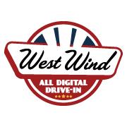 west wind drive-in logo