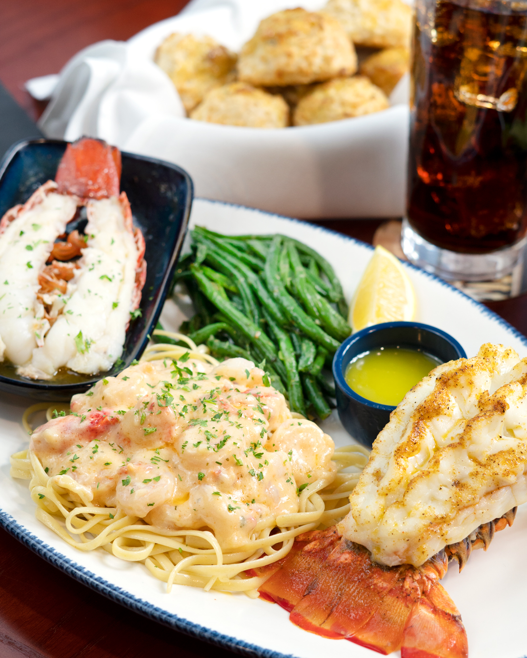 Lobster Lovers Dream at Red Lobster on National Lobster Day