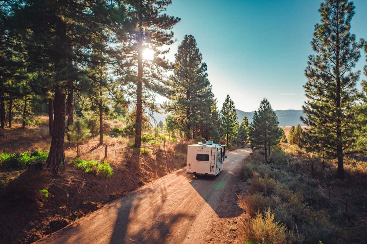 rent an rv for fall travel with rvshare
