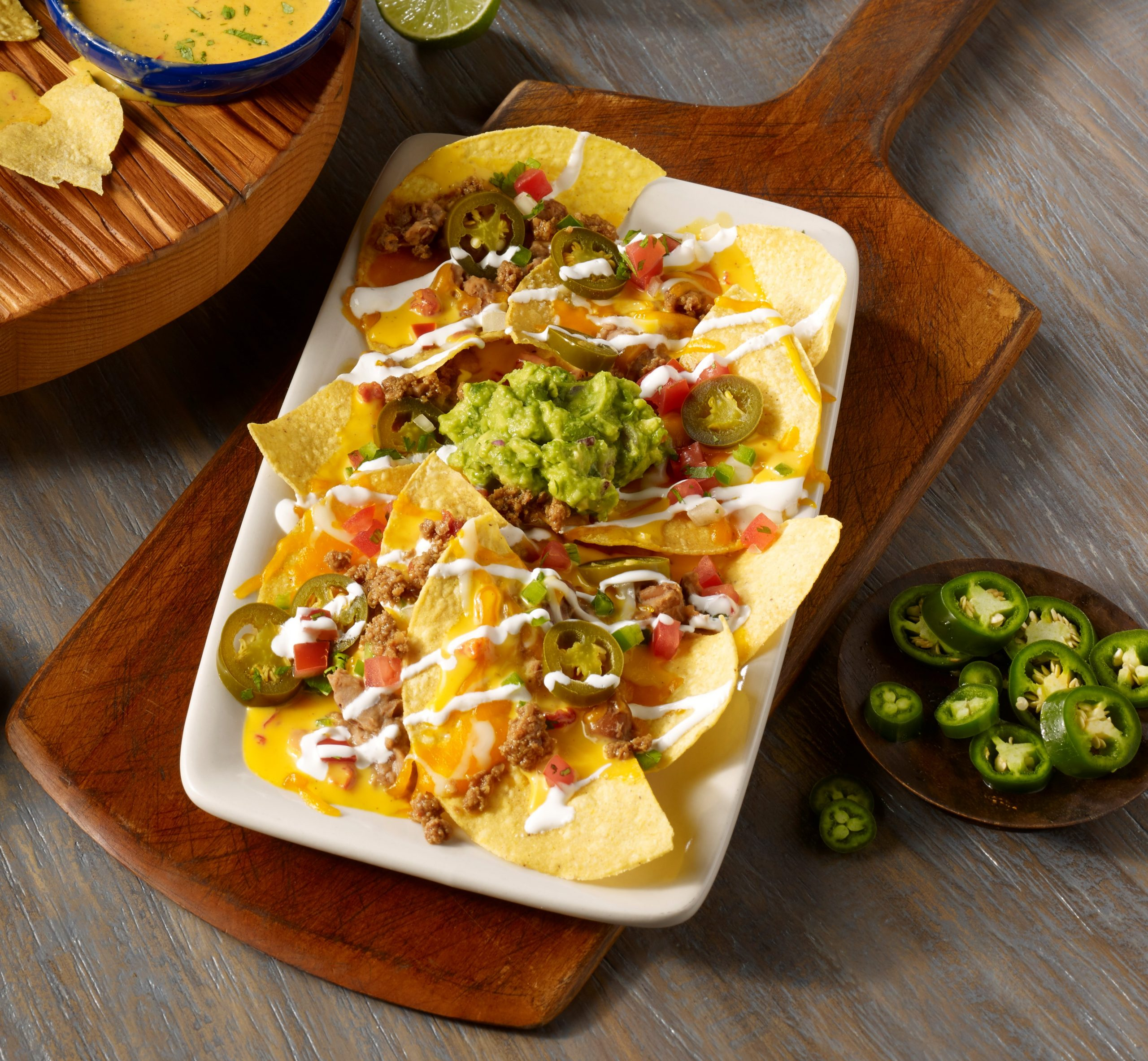 on the border national nacho day deal