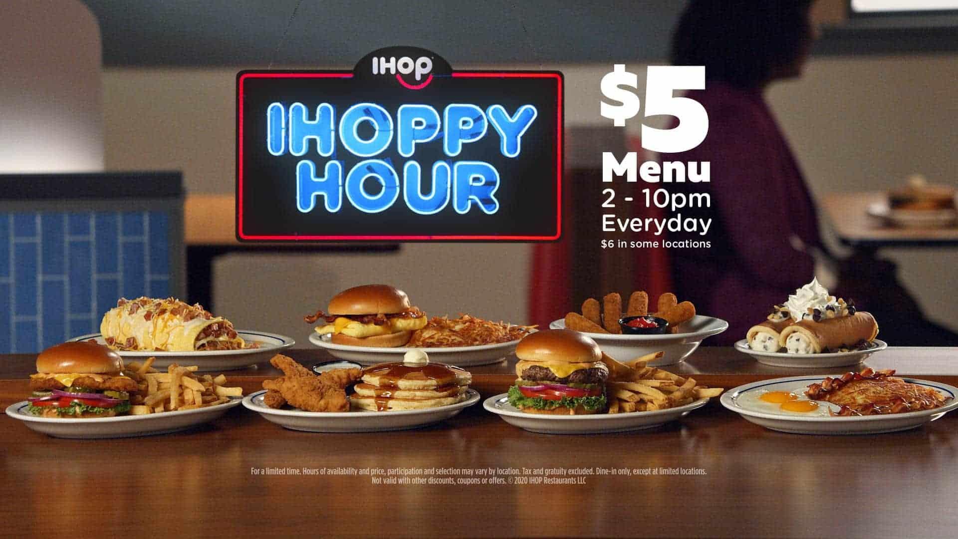 ihop offer ihoppy hour deals