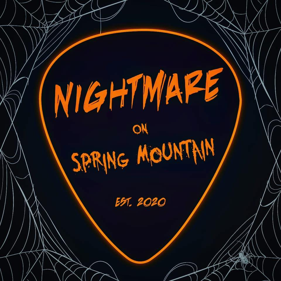 Halloween events-Nightmare on Spring Mountain pop up bare