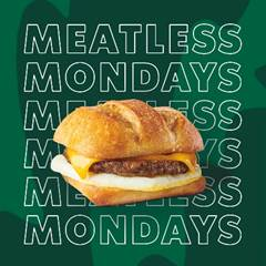 Meatless Mondays at Starbucks in the New Year