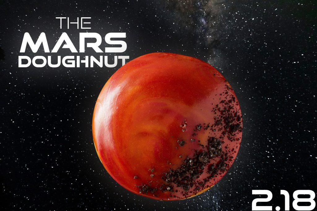 krispy kreme special mars doughnut deals