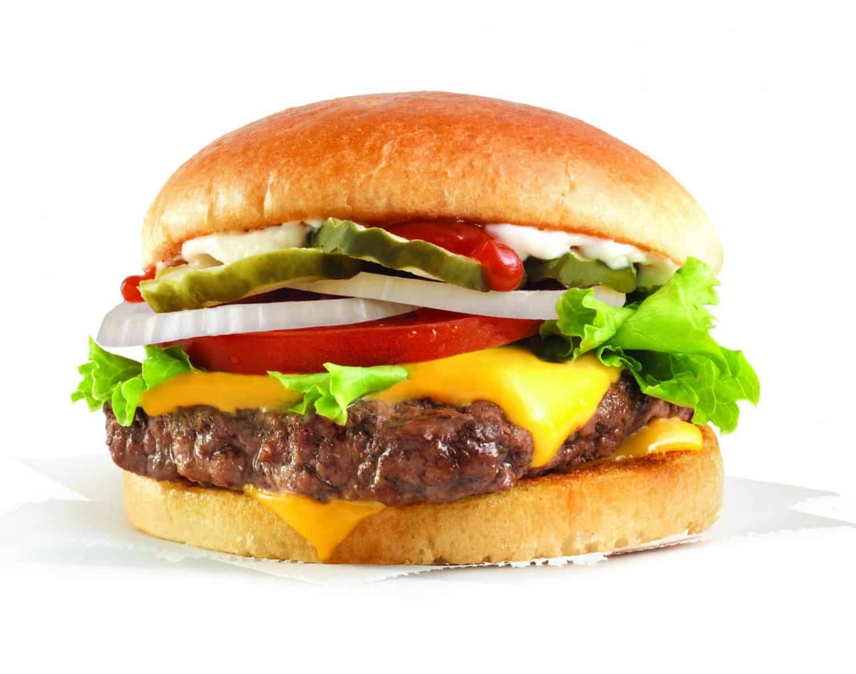 Wendy's BOGO for $1 hamburger