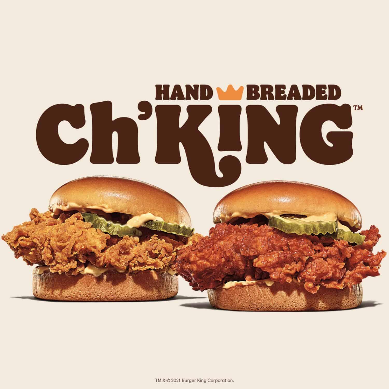 burger king's new chicken sandwich free whopper